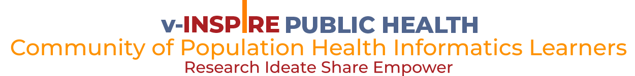 v-Inspire Public Health Discussion Board Logo